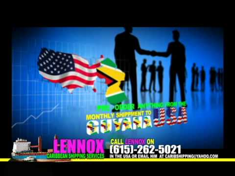 LENNOX SHIPPING SERVICES OFFICIAL AD