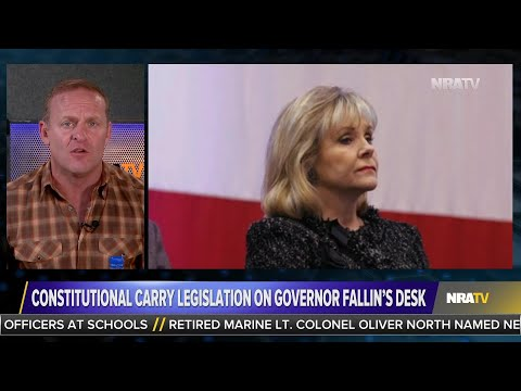 Tell Governor Fallin to Sign Constitutional Carry Into Law