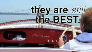 I love Chris-Craft boats and Teak wood... don't you???
