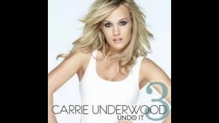 Carrie Underwood - Undo it HD [Official Song + Lyrics]