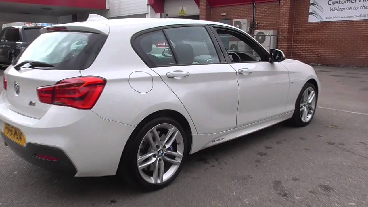 bmw 1 series 116d m sport 5dr u45950 youtube. Black Bedroom Furniture Sets. Home Design Ideas