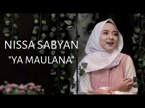 Nissa Sabyan - Ya Maulana [Official Song]