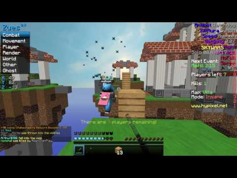 Hypixel AntiCheat VS Free Client