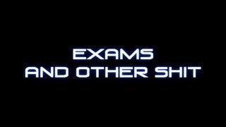 Обучение в 11 классе или как не упасть в обморок на экзаменах