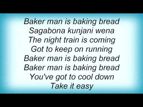 Laid Back - Bakerman Lyrics