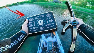 I'm getting a GOOGAN SQUAD TATTOO??? (CRAZY Fishing Challenge)