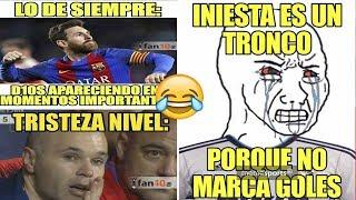 MEMES Barcelona vs Sevilla 5-0 Golazo de Messi