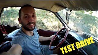 Dacia 1300 Barn Find - Day 6 Test Drive