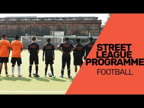 Street League's Football & Employability programmes