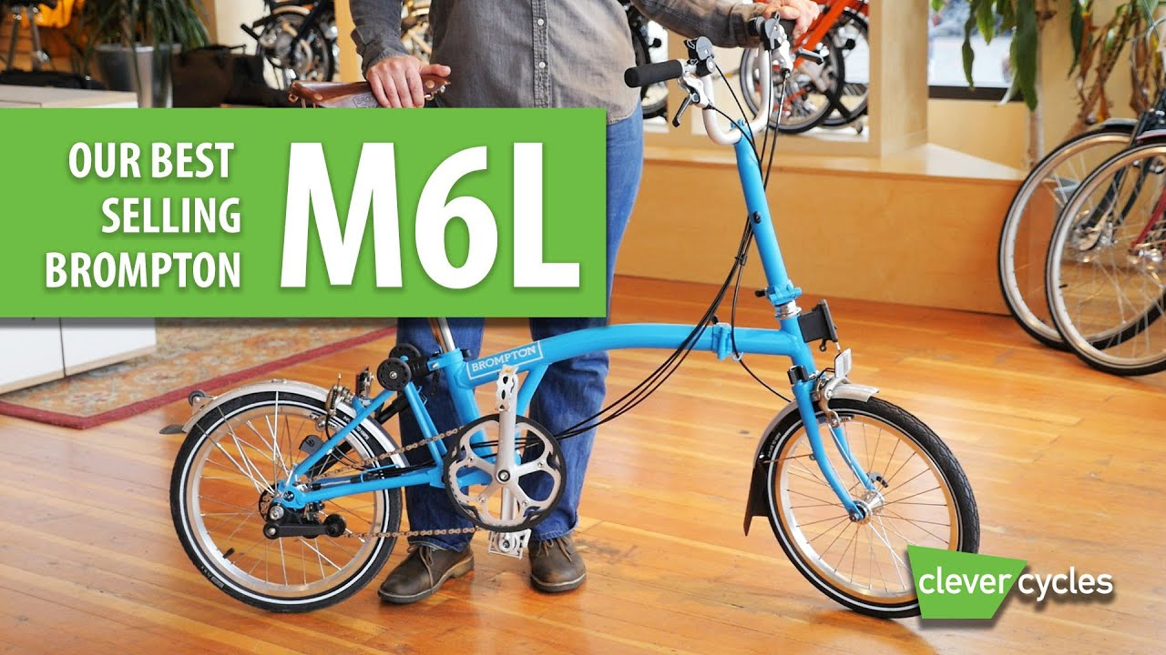 68e95925b2f What's the BEST Brompton? - Clever Cycles - YouTube