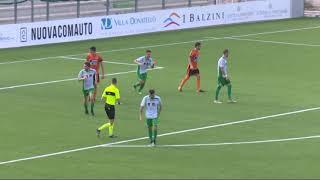 Eccellenza Girone B Porta Romana-Fortis Juventus 1-2