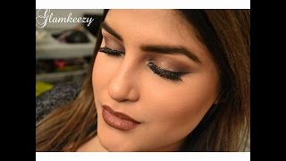 Fall Halo Glow Makeup Tutorial Thumbnail