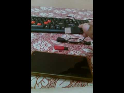 Pbi Typing Assess Font On Mob Using USB Keyboard