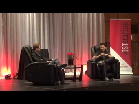 IST Startup Week 2015 - Justin Kan - Twitch.tv and Justin.tv