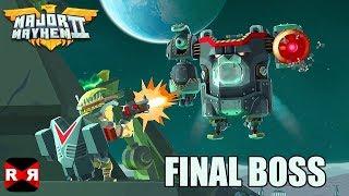 Major Mayhem 2 - FINAL BOSS BATTLE - Level 46-50 - Walkthrough Gameplay