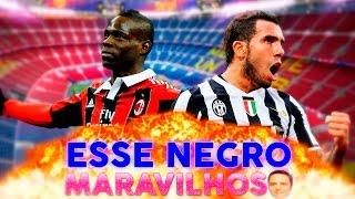 ESSE NEGRO MARAVILHOSO! - DESPEDIDA FIFA 15