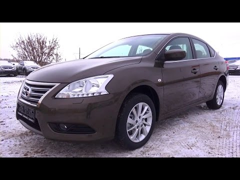 2014 Nissan Sentra. Elegance Plus Connect. Start Up, Engine, and In Depth Tour.