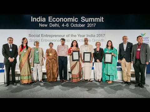 Social Entrepreneur of the Year India 2017 Award Ceremony