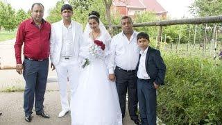 Просто красавцы! Анонс цыганской свадьбы Пети и Оли-свадьба