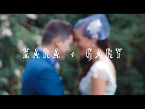 Kara + Gary - July 2014 - Irish Wedding Videography