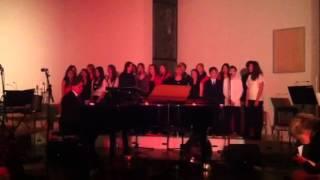Hakunilan kirkon joulukonsertti 11.12.12