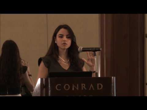 Nataly Naser Al Deen - Fulbright Student Alumni Regional Conference (Contemporary Healthy Issues)