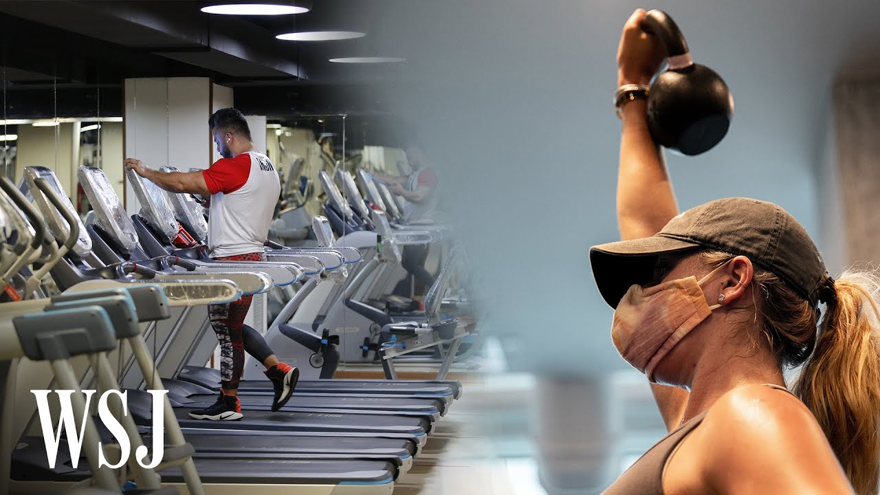 How Gyms are Bracing for the Future of Fitness | WSJ