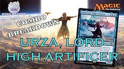 Combo Breakdown: Urza, Lord High Artificer (Modern Horizons Combo)