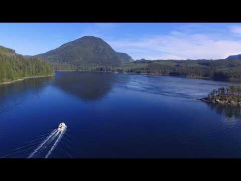 Johnstone Strait and the Rapids - Gates of the Inside Passage