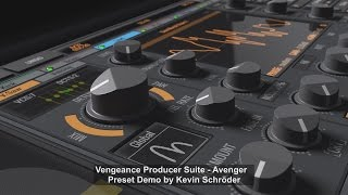 Vengeance Producer Suite - Avenger - Factory Sounds Demo 4