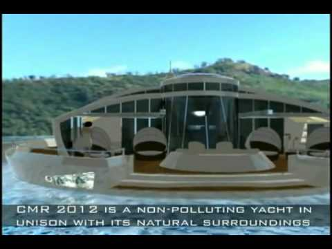 OUR ECO-YACHT PROJECT FOR THE GALAPAGOS ISLANDS