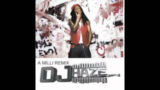 Lil Wayne - A Milli (remix reggae dancehall mashup) [deejayhaze]