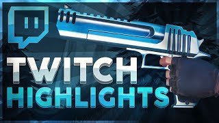 GODLY DEAGLE PLAYS (TWITCH HIGHLIGHTS)