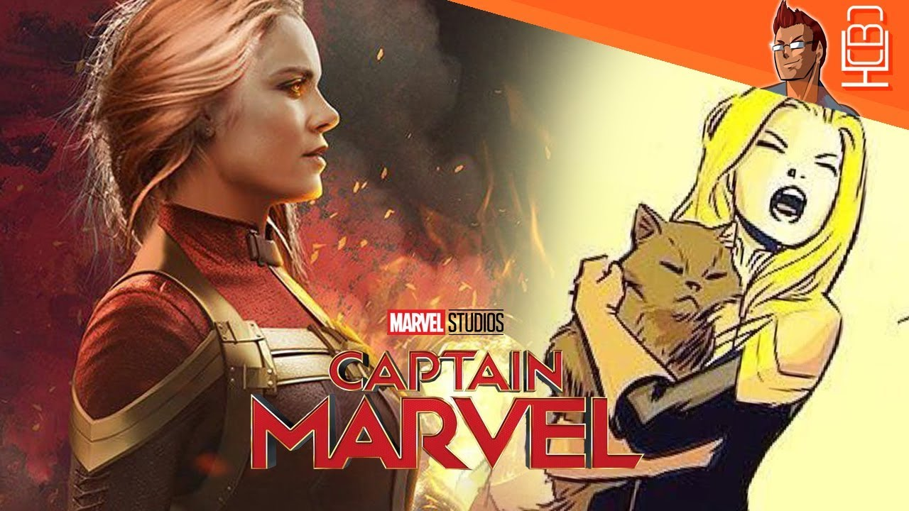 "captain marvels ""major"" change is under attack because another"