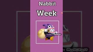 Nabbit week