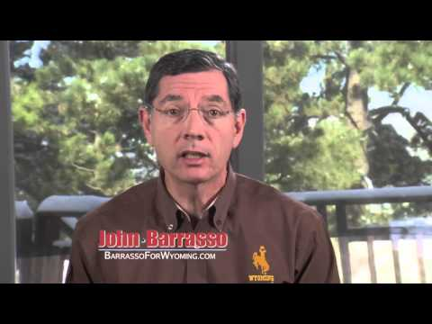"John Barrasso ""About You"""