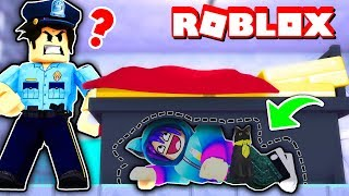I FOUND A TOP SECRET HIDING SPOT IN ROBLOX HIDE AND SEEK ULTIMATE! *Impossible*