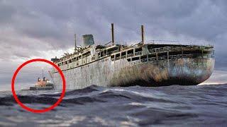 Истории о кораблях, которые наука не может объяснить уже много лет