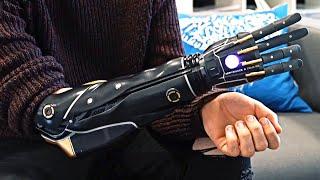5 Futuristic Mind-Controlled Prosthetics