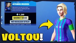 Shop of items Fortnite-today's shop 09/07/2019 football skins back