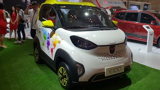 Wuling (Baojun) E100 In Depth Review Indonesia #GIIAS2018
