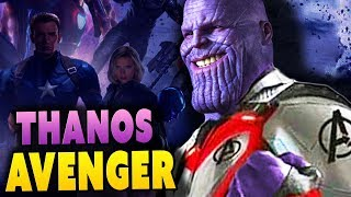Co jeśli Thanos dołącza do Avengers? - Komiksowe Ciekawostki