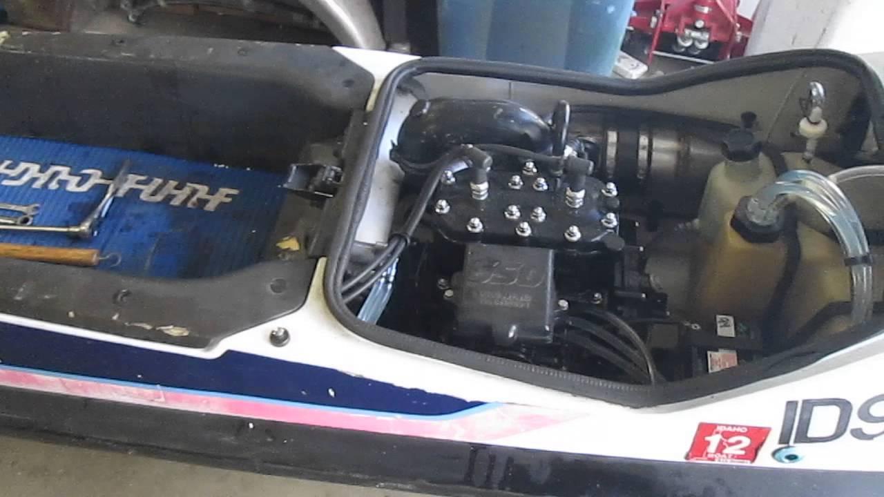 1989 kawasaki sx 650 stand up jet ski [ 1280 x 720 Pixel ]