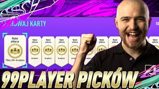 OTWIERAM 99 PLAYER PICKÓW na PC! - W 5 DNI do TOP200 [#9]