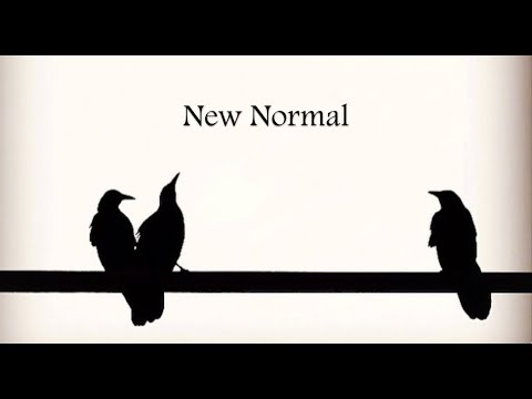 """Robby Hecht, """"New Normal"""" Lyric Video"""