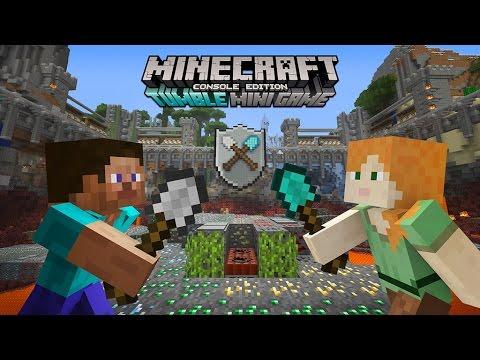 minecraft spiele