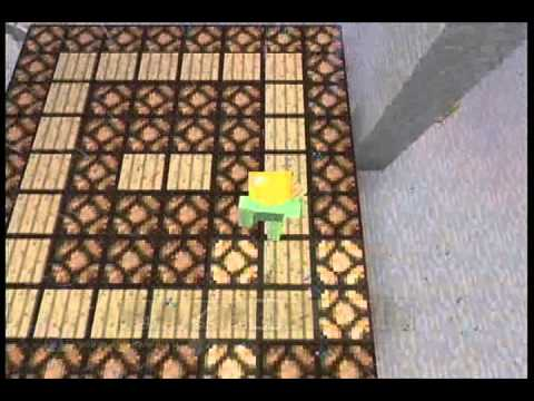 Craft this minecraft xbox 360 tutorial video make a redstone lamp minecraft xbox 360 tutorial video make a redstone lamp sidewalk or floor tu12 youtube aloadofball Images