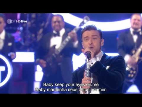 Justin Timberlake - Mirrors (Live Wetten dass ZDF) - Leg-português/inglês