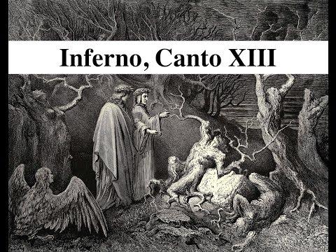 The Divine Comedy in 2 minutes - Inferno, Canto XIII (Pier della Vigna)