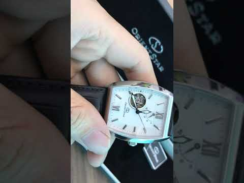 Orient Star Open-Heart Silver SDAAA004W0 - VNV Watch